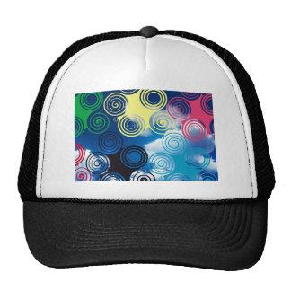 New graphic sky design hats
