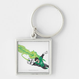 New Green Lantern 5 Key Chains