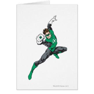 New Green Lantern 7 Greeting Cards