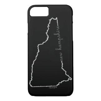 New Hampshire Apple iPhone 8/7 Phone Case