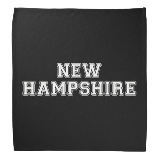 New Hampshire Bandana