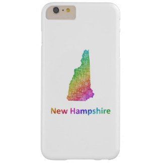 New Hampshire Barely There iPhone 6 Plus Case