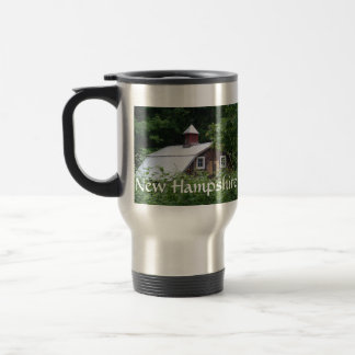 New Hampshire Barn Mug