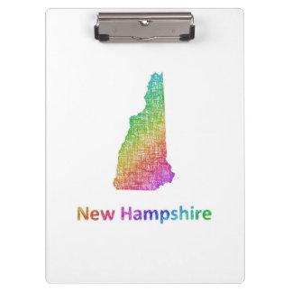 New Hampshire Clipboard