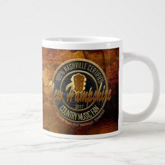 New Hampshire Country Music Fan Coffee Mug