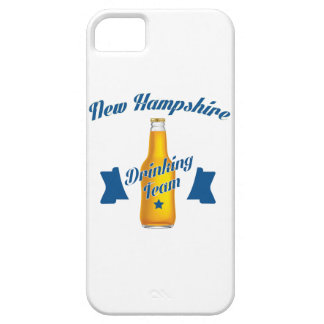 New Hampshire Drinking team iPhone 5 Cover