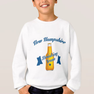 New Hampshire Drinking team Sweatshirt