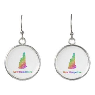 New Hampshire Earrings