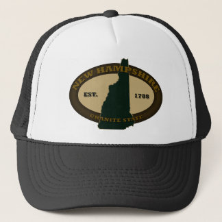 New Hampshire Est. 1788 Trucker Hat
