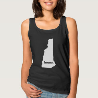 New Hampshire Home Basic Tank Top