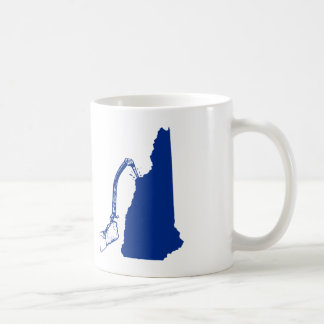 New Hampshire Ice Climbing Coffee Mug