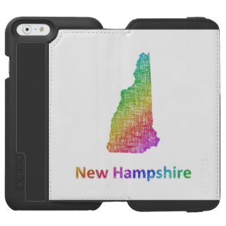 New Hampshire Incipio Watson™ iPhone 6 Wallet Case