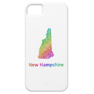 New Hampshire iPhone 5 Cases