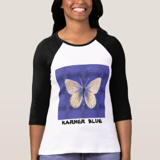 New Hampshire Karner Blue Butterfly T-Shirt