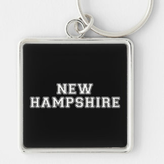 New Hampshire Key Ring