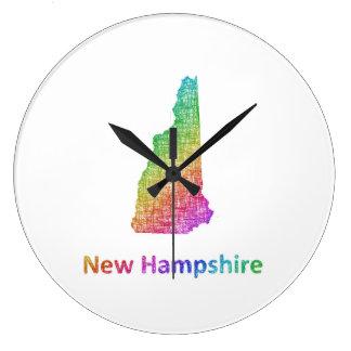 New Hampshire Large Clock