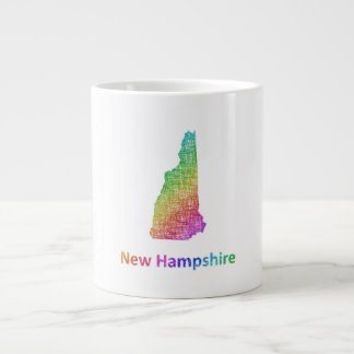 New Hampshire Large Coffee Mug