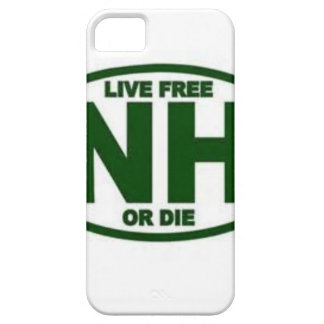 New Hampshire Live Fee or Die Case For The iPhone 5