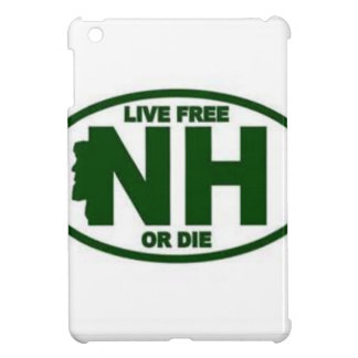 New Hampshire Live Fee or Die iPad Mini Cases