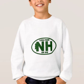 New Hampshire Live Fee or Die Sweatshirt