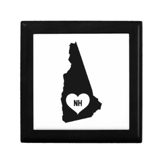 New Hampshire Love Gift Box