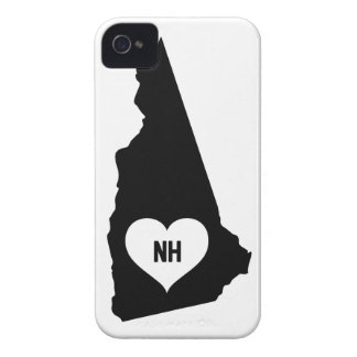 New Hampshire Love iPhone 4 Cover