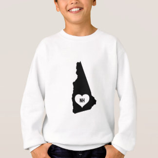 New Hampshire Love Sweatshirt