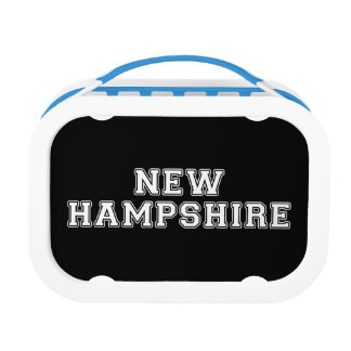 New Hampshire Lunch Box