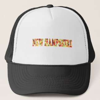 New Hampshire Maple Trucker Hat