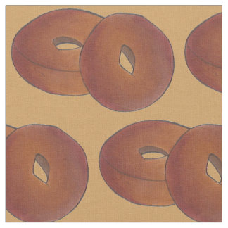 New Hampshire NH Apple Cider Donuts Doughnuts Food Fabric