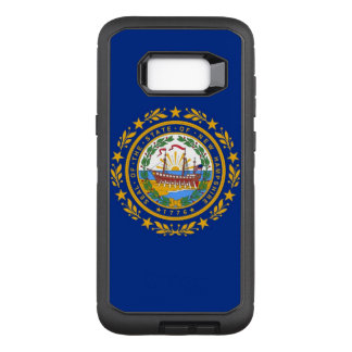 New Hampshire OtterBox Defender Samsung Galaxy S8+ Case