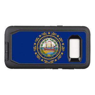 New Hampshire OtterBox Defender Samsung Galaxy S8 Case