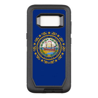 New Hampshire OtterBox Defender Samsung Galaxy S8 Case