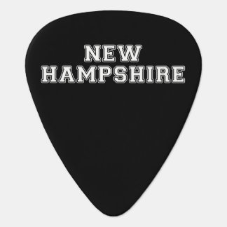 New Hampshire Plectrum