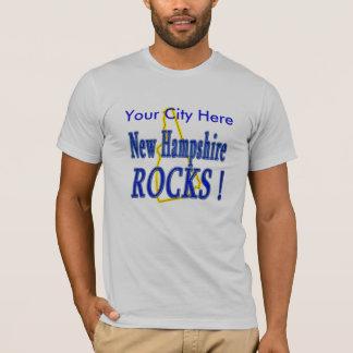 New Hampshire Rocks ! T-Shirt