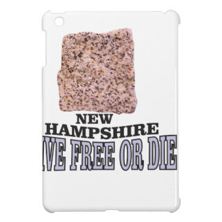 New Hampshire stone iPad Mini Cases