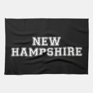 New Hampshire Tea Towel