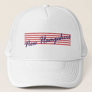 New Hampshire Trucker Hat