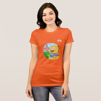 New Hampshire VIPKID T-Shirt (orange)