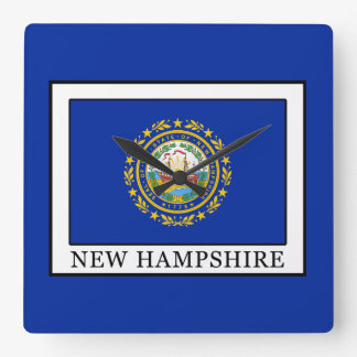 New Hampshire Wallclocks