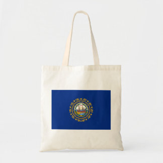New Hampshire's Flag Tote Bag