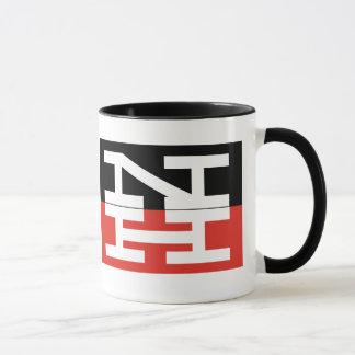 New Haven Railroad Logo Mug