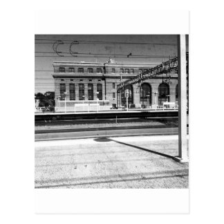 New Haven Union Station Postcard