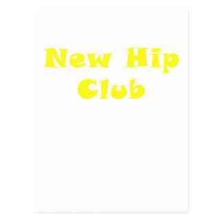 New Hip Club Postcard