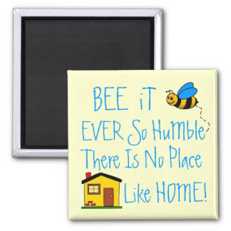 New Home-House Warming Gift Magnet
