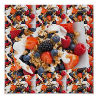 New Home Kitchen Decorations Dry Fruit Mix Munchin Poster