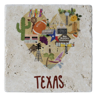 New Homeowner Welcome Gift in Texas Trivet