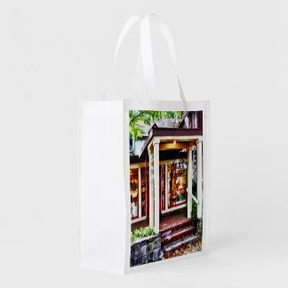 New Hope PA - Craft Shop Reusable Grocery Bag