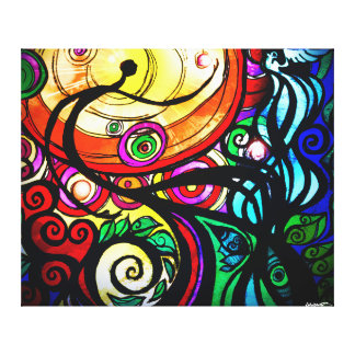 New Hope (Wrapped Canvas) Canvas Print
