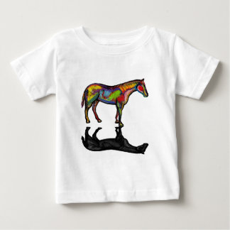 NEW HORIZON HORSE BABY T-Shirt